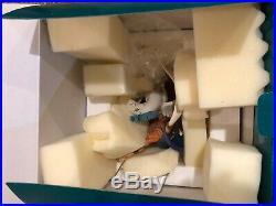 WDCC Hercules & Pegasus Defiant + Box & COA