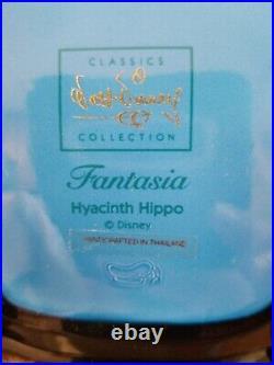 WDCC Hyacinth Hippo Fantasia Walt Disney Classics Collection