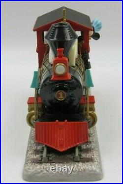 WDCC I Have Always Loved Trains Engineer Mickey Mouse in Box with COA READ