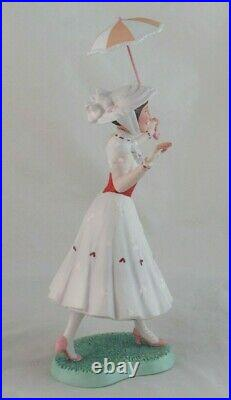 WDCC It's a Jolly Holiday with Mary from Mary Poppins in Box with COA