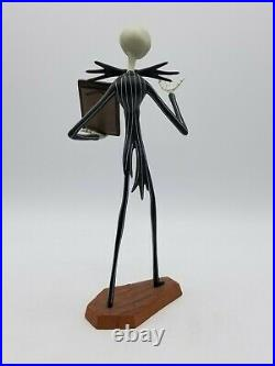 WDCC Jack Skellington Nightmare Before Christmas withCOA & Box