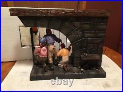 WDCC Jail Scene Here Give Us the Key ya Scrawny Little Beast! + Box & COA