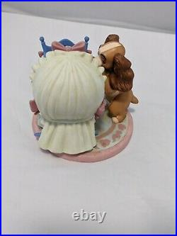 WDCC Lady & Baby Welcome Little Darling Disney's Lady & The Tramp w COA