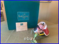 WDCC Let The Game Begin Queen Of Hearts Alice In Wonderland with COA & Box Disney