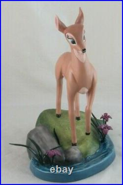 WDCC Light as a Feather Faline from Disney's Bambi in Box with COA