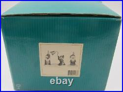 WDCC Little Mischief Makers Chip N Dale and Santa Candle in Box with COA