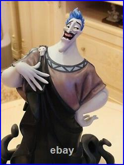 WDCC Names Hades, Lord Of The Dead from Hercules Figurine Disney RARE READ