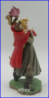 WDCC Once Upon A Dream Aurora from Disney's Sleeping Beauty in Box COA READ
