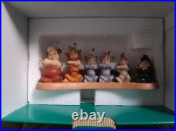 WDCC PETER PAN LOST BOYS FROM FIRESIDE CELEBRATION Figurine