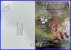 WDCC Robin Hood Preening Prince & Sycophantic Serpent & WDCS Redemption Card
