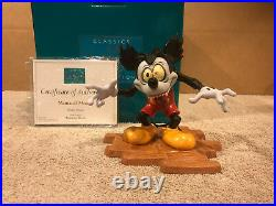 WDCC Runaway Brain Mickey Mouse Maniacal Mouse New in Box