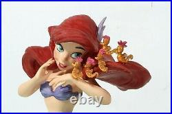 WDCC Seahorse Surprise Ariel Disney Little Mermaid NIB COA MINT