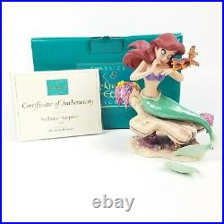 WDCC Seahorse Surprise Ariel from Disney's The Little Mermaid Read