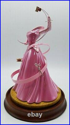 WDCC Sleeping Beauty A Dress a Princess Can Be Proud Of with Box & COA