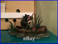 WDCC Snow White Evil Witch In Boat Poisonous Plot + Box + COA