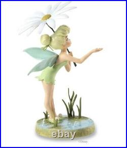 WDCC TINKER BELL A Splash of Spring Peter Pan Limited Edition RARE