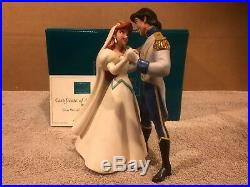 WDCC The Little Mermaid Ariel & Eric Two Worlds, One Heart Artist Proof