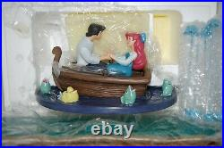 WDCC The Little Mermaid Kiss The Girl Ariel and Eric