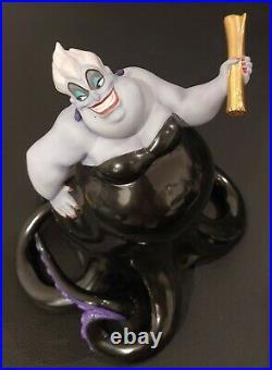 WDCC The Little Mermaid Ursula We Made A Deal Walt Disney figurine + Box/Coa