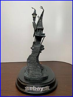 WDCC The Nightmare Before Christmas Jack Skellington's House Surreal Estate