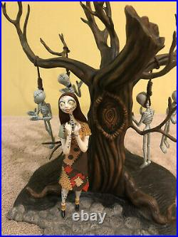 WDCC The Nightmare Before Christmas Sally Otherwordly Ovation + Box & COA