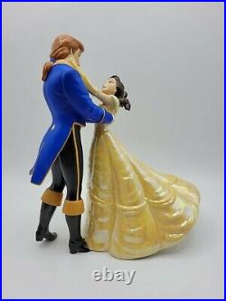 WDCC The Spell Is Lifted From Disney's Beauty & The Beast w COA
