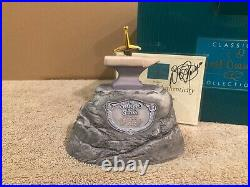 WDCC The Sword in the Stone Fantasyland Signed by Artist + Box & COA