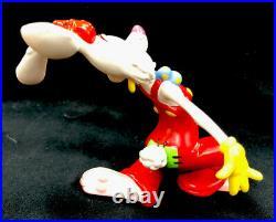 WDCC Vintage Walt Disney Who Framed Roger Rabbit Two Bits Classic Disney 20th