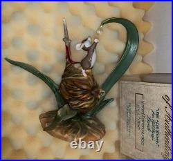 WDCC Walt Disney Bambi Little April Shower Field Mouse RARE Not Touching MIB NEW