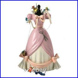 WDCC Walt Disney Cinderella A Lovely Dress for Cinderelly LE Figurine Jaq & Gus