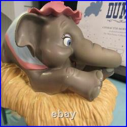 WDCC Walt Disney Classics Baby Mine Dumbo and Momma Mrs Jumbo COA and Lithograph