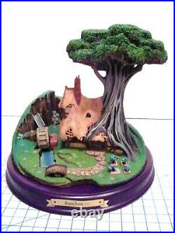 WDCC Walt Disney Classics Enchanted Places Sleeping Beauty Woodcutter's Cottage