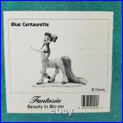 WDCC Walt Disney Classics Fantasia Blue Centaurette Beauty in Bloom COA