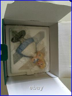 WDCC Yes, Your Majesty Alice Disney Alice in Wonderland Box COA WDAC NICE