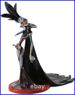 WDCC Yzma Calculating Conspirator from Emperor's New Groove LE of 500