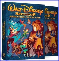 Walt Disney 24 Classics Movie Collection Lot DVD 8 Disc Box Set Club Treasures
