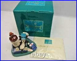 Walt Disney Classics Collection Figaro First Aid Fiasco Sculpture #11K413410