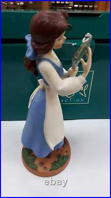 Walt Disney Classics Collection (WDCC) 4020443 Belle With Mirror