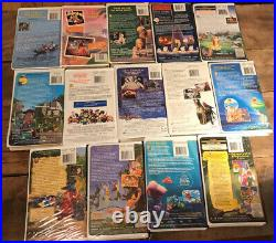 Walt Disney VHS Tape Masterpiece Collection classics No Duplicate Lot Of 50
