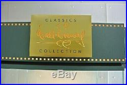 Walt Disney WDCC Classics Collection Glass Display Showcase Lighted VERY RARE