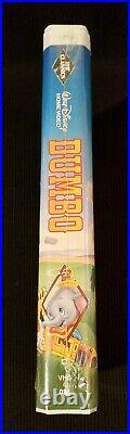 Walt Disney's 1998 DUMBO The Original Animated Classic Black Diamond Edition 024