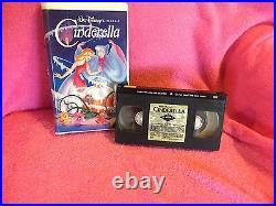 Walt Disney's Classic Cinderella VHS