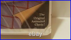 Walt Disney's Lady and the Tramp (VHS, Black Diamond) withRed Signature Classics