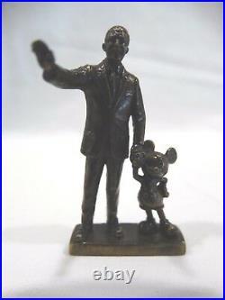 Wdcc Disney Classics Partners Walt Disney And Mickey Mouse Miniature