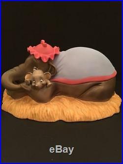 Wdcc Disney Dumbo & Mrs. Jumbo Baby Of Mine Bnib F/s Le