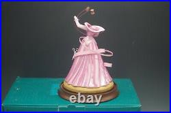 Wdcc Disney Sleeping Beauty A Dress A Princess Can Be Proud Of Mib With Dome