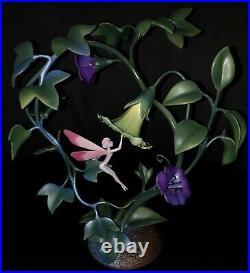 Wdcc Fantasia Blossom Fairy Incandescent Magic Walt Disney Figurine + Box/coa