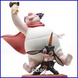 Wdcc Ltd Ed Braying Bacchanalia Figure Bacchus & Jacchus Fantasia Box & Coa
