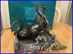 Wdcc Maleficent Dragon Now Shall You Deal With Me Sleeping Beauty