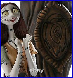 Wdcc Nightmare Before Christmas Sally And Skeleton Tree Le 750